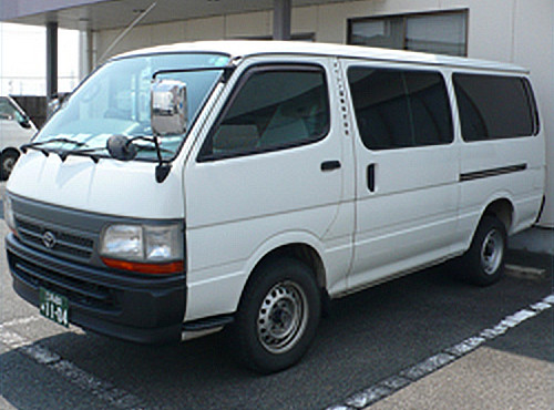 普通車/1boxカー